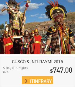 Inti Raymi Festival Of The Sun